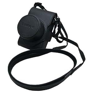 Panasonic DMW-CGK28E-K Housse pour appareil photo GM1 Noir