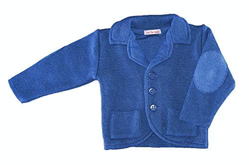 Soffi Kids - Americana - para bebé Azul 2 Años