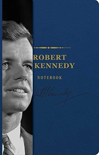 Robert F. Kennedy Signature Notebook (The Signature Notebook Series) (Signature Series-laptop)
