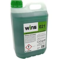WINS. Limpiador Gel detergente amoniacal pino concentrado Wins 021. 5 Litros.