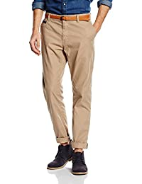 Tom Tailor Chino Hose uni 1/1  Travis  - Pantalon - Chino - Homme