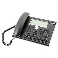 Mitel 5380 - telephones (DECT, Black, Desk, Digital, 34 x 7 pixels, Blue)