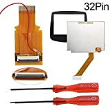 Alftek LCD-Hintergrundbeleuchtung Screen Kit 32/40 Pin für Gameboy Advance MOD GBA SP AGS-101 -