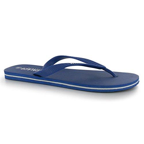 SoulCal Herren Cal Flip Flop Sandalen Zehentrenner Sommer Strand Schuhe Royal