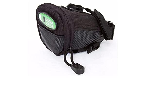 Ultracycle Uc Medium Saddle Bag Black 50 Cu Inches