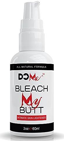 Crème blanchissante intime premium - Bleach My Butt - formule naturelle pour blanchir les parties intimes (2