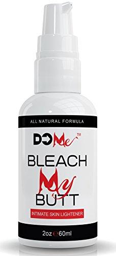 Behandlung Von Haut-aufhellende Creme (Aufhellende Premium Intimcreme - Bleach My Butt - Natürliche Formel für einen erregenden Anblick (60ml))
