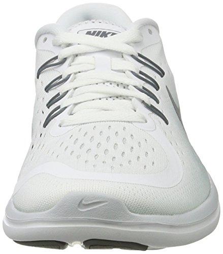 Nike Damen 898476 Sneakers Mehrfarbig (100 B C O Plata)