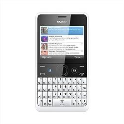 Nokia Asha 210 (White)