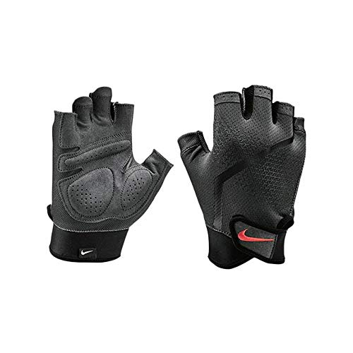 Nike Herren Mens Extreme Fitness Gloves 937 Anthracite/Black/lt c Handschuhe, M