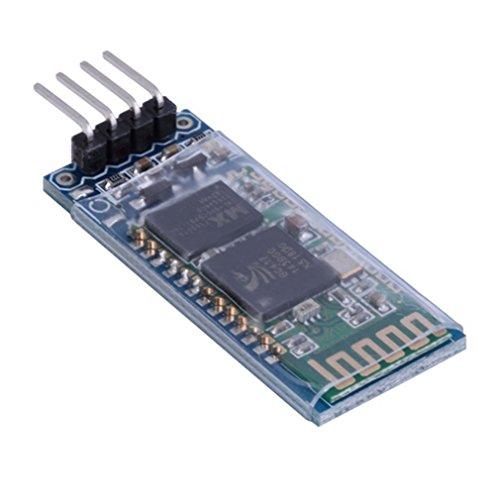 HiLetgo HC-06 RS232 4 Pin Wireless Bluetooth Serial