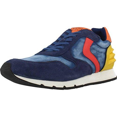 Uomo scarpa sportiva, color Grigio , marca VOILE BLANCHE, modelo Uomo Scarpa Sportiva VOILE BLANCHE LIAM POWER Grigio