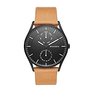 Over the years, men's watches have become just as much a style statement as they are a functional necessity. Gone are the days of gilded pocket watches dangling from men's waistcoats. Today's timepiece is all grown up, offering an endless supply of advanced mechanical options and stylish designs, to satisfy even the most particular of.