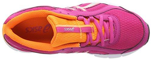 ASICS Gel-Xalion 2 GS, Unisex-Kinder Outdoor Fitnessschuhe Rosa (Hot Pink/Silver/Nectarine 2093)