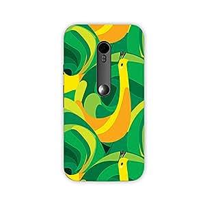The Palaash Mobile Back Cover for Motorola Moto G3