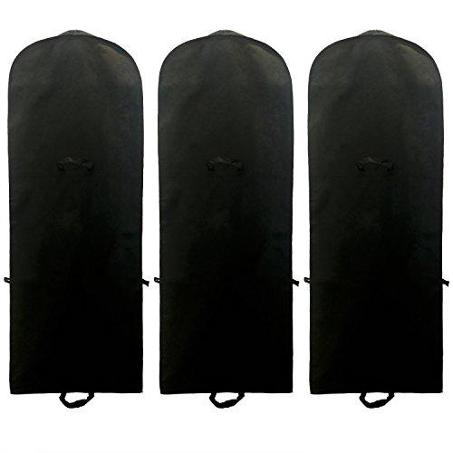 TUKA [3 piezas] Transpirable Funda ropa