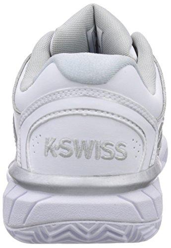 K Performance KS HYPERCOURT K KS TFW Wei Swiss Tennisschuhe Performance Damen Swiss w4wBHq