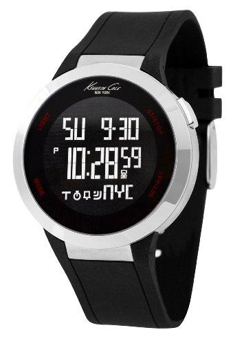 kenneth-cole-kc1639-reloj-digital-para-hombre-correa-de-silicona-color-negro