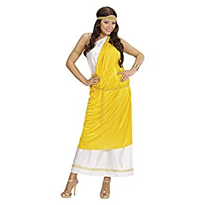 Ladies Roman Lady Costume Large UK 14-16 for Toga Party Rome Sparticus Fancy Dress