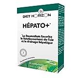Diet horizon - Hepato+ - 60 comprimés - L'aide du foie pour les lendemains de fête...