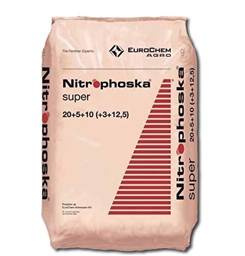 NITROPHOSKA SUPER CONCIME UNIVERSALE 20/05/10 CONFEZIONE DA 25 KG