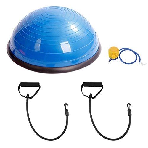 Accesorio para Entrenar el Equilibrio, Aparato para equilibrio Balance Trainer Ball Yoga Balance Trainer Color Azul