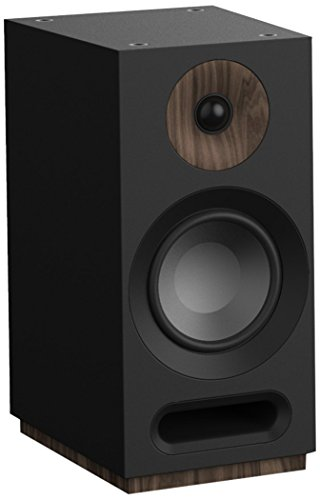 Jamo S 803 160W Noir Haut-Parleur - Hauts-parleurs (avec Fil, 160 W, 57-26000 Hz, 8 Ohm, Noir)