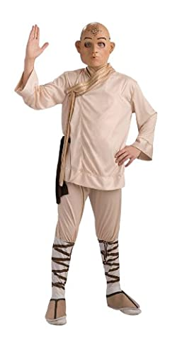 Avatar the Last Airbender Aang Deluxe Halloween Costume - Child Size Large 12-14