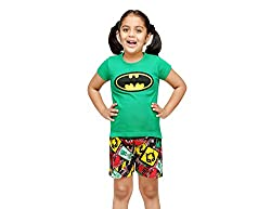 Batman Wonder Wings Nightwear For Girls