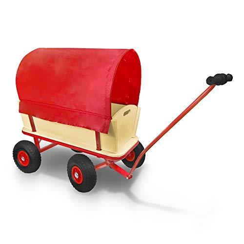 Berlan Bollerwagen mit Plane bis max. 150 kg