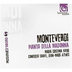 Pianto della madonna motets a voix seule
