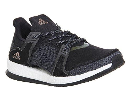 adidas Damen Pure Boost X TR W Laufschuhe, Schwarz (Negbas / Negbas / Onix), 38 EU