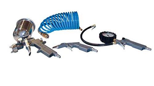 Preisvergleich Produktbild Guede Druckluft-Set 4-tlg. (Metall)