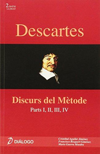 (val).descartes:discurs del metode.(historia filosofia) descartes (val/12) discurs del editado por Dialogo