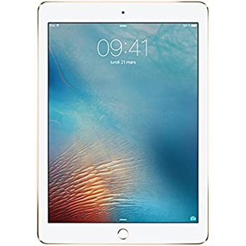 Apple iPad Pro 128GB Oro - Tablet (Tableta de tamaño Completo, IEEE 802.11ac, iOS, Pizarra, iOS, Oro)