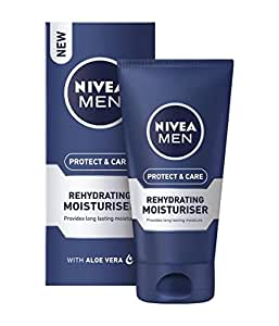Nivea Men Rehydrating Moisturiser, 75 ml - Pack of 2