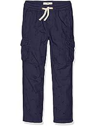 Scotch & Soda Shrunk Flight Pants with Elasticated Waistband, Pantalon de Sport Garçon