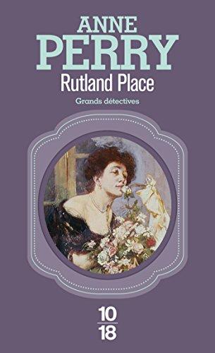 Rutland Place (Grands détectives t. 5) (French Edition)