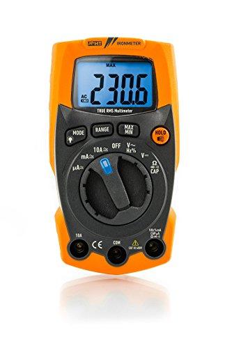 HT-Instruments estremamente robusto multimetro digitale TRMS fino a 600 V AC/DC con...