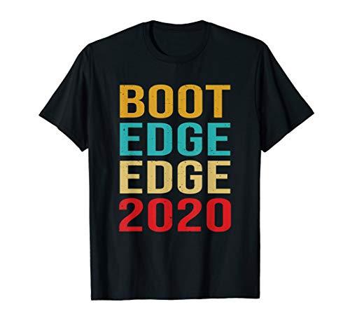 Boot Edge Edge 2020 Distressed Vintage Pete Buttigieg 2020 T-Shirt (Boot Edge)