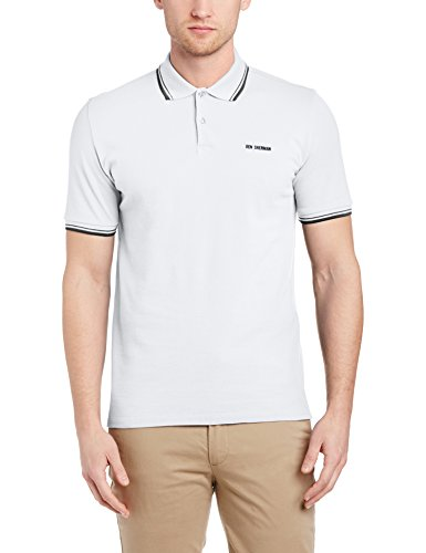 ben-sherman-mens-mc11485-tipped-pique-polo-short-sleeve-t-shirt-bright-white-large
