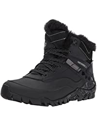 Merrell Aurora 6 Ice+ Waterproof, Chaussures de Randonnée Hautes Femme