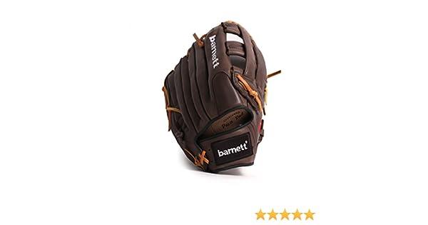 pour droitier REG marron barnett GL-125 gant de baseball cuir 12,5