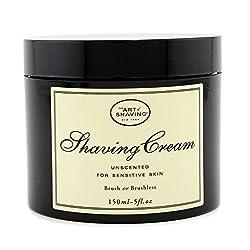 The Art Of Shaving Shaving Cream - Unscented (For Sensitive Skin) - 150g/5oz