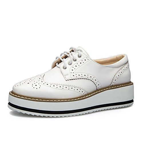 laikajindun-womens-enticing-artificial-leather-pierced-pattern-oxfords