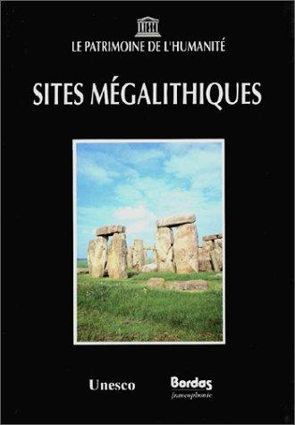 Sites mégalithiques par Ana Martin