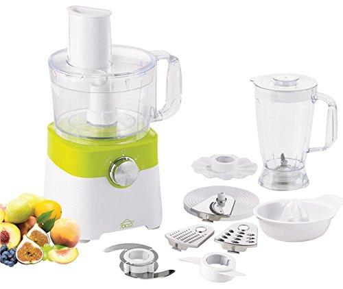 DCG KM2955 Robot da Cucina, 750 W, Verde