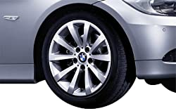 BMW Genuine 8JX17 V-Spoke 285 Front Alloy Wheel Rim (36 11 6 783 631)