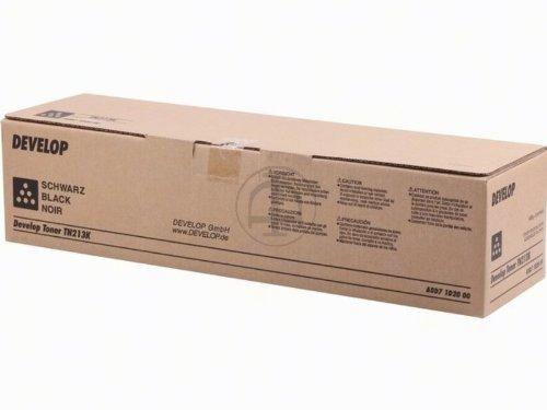 Preisvergleich Produktbild Original Toner Develop TN213K A0D71D2 - Premium Drucker-Kartusche - Schwarz - 24.500 Seiten
