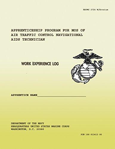 Apprenticeship Program for Mos of Air Traffic ControlNavigational Aids Technician por Department of the Navy
